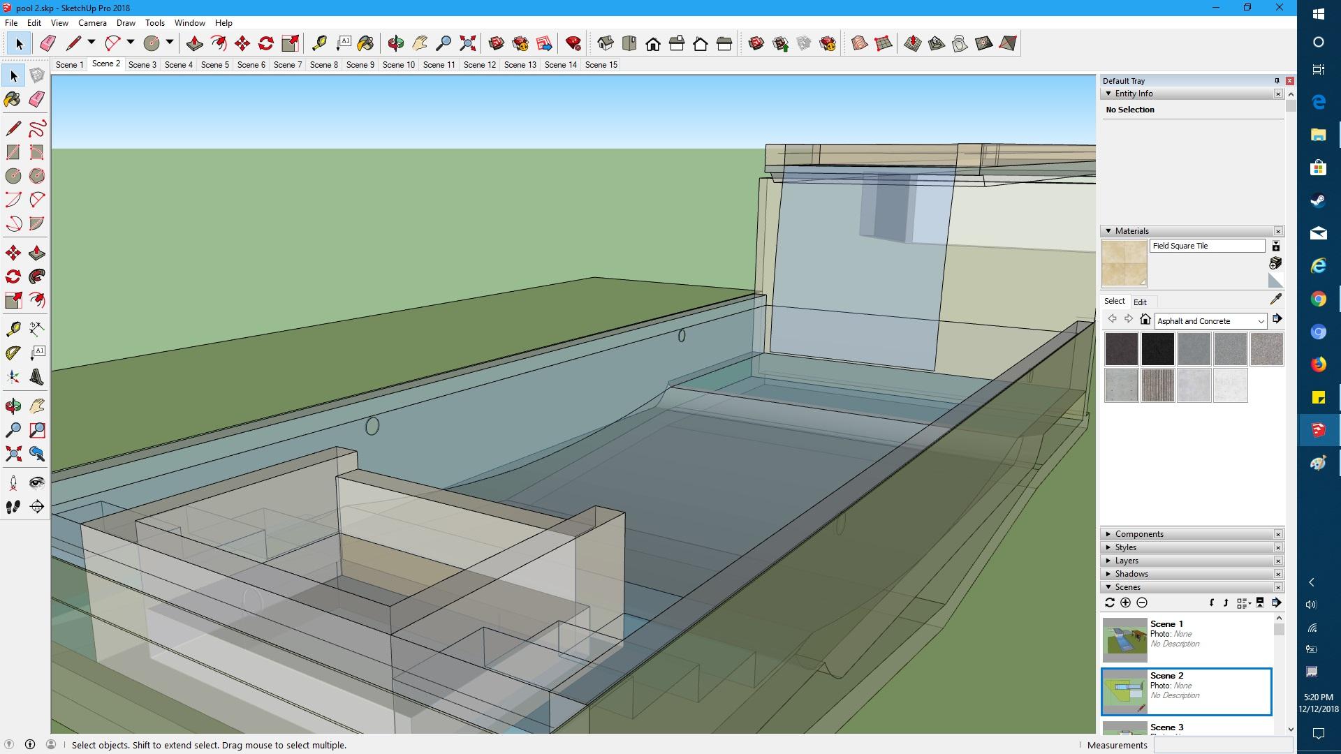July 30 Screen Shot – Luxury Pool Spa Construction